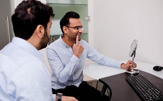 Gentle-Dental-Care-Consultation